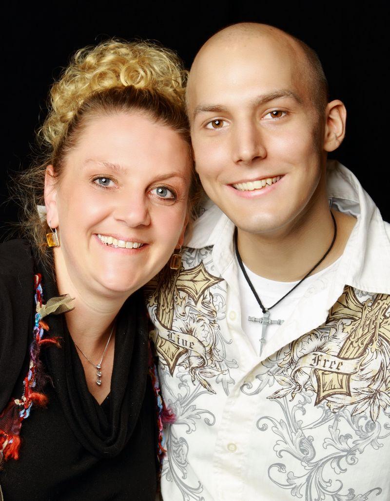 Elisa Murray and Jonathan